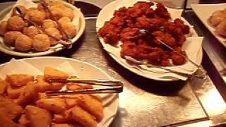 これから食べる夕飯です。