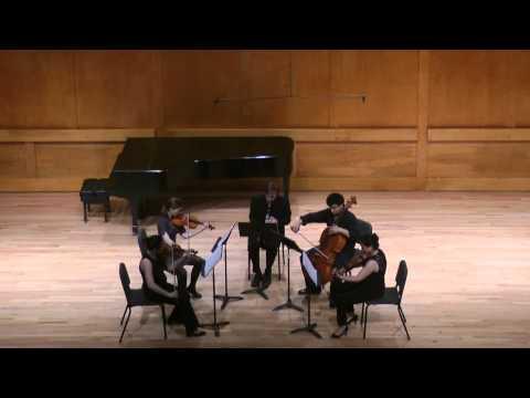 Marc Neikrug - Clarinet Quintet (2011)