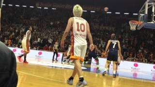 Galatasaray - Fenerbahçe Kadın Basketbol 10.02.2016