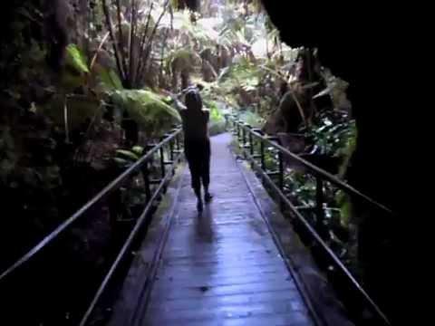 thurston lava tube walkthru