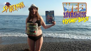 человек-Паук 1994. На море #2. Распаковка и обзор фигурок (игрушек) Toy Biz. Marvel