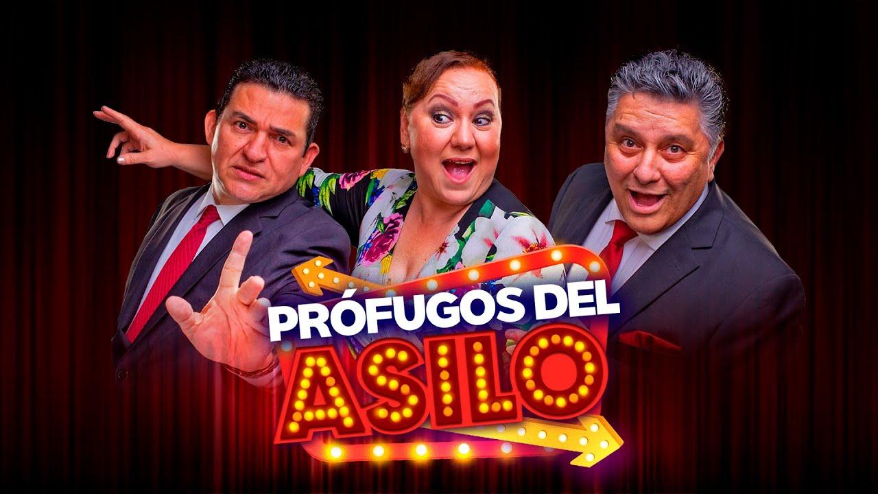 Marisol Vázquez - Los Profugos del Asilo Rogelio Ramos y Aldo Show