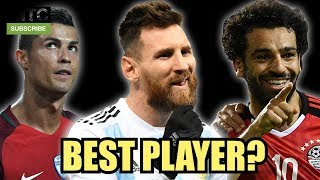 WORLD CUP 2018: Every Team's BEST Player