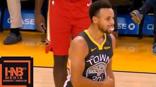 Golden State Warriors vs New Orleans Pelicans 1st Half Highlights | 10.31.2018, NBA Season