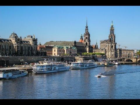 #360Video: Barockstadt Dresden | DW Deutsch