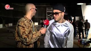 Repeat youtube video Cabron ft. Smiley si Guess Who - Da-o Tare - Making Of Video @Utv 2013