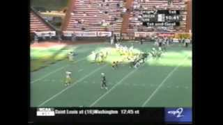 1998: Michigan 48 Hawaii 17