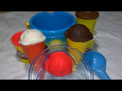 Play Doh Ice Cream Shop And Cake Disneycollector