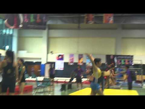 GOLD AND PRECIOUS GYMNAST TRY-OUT [International School Manila]