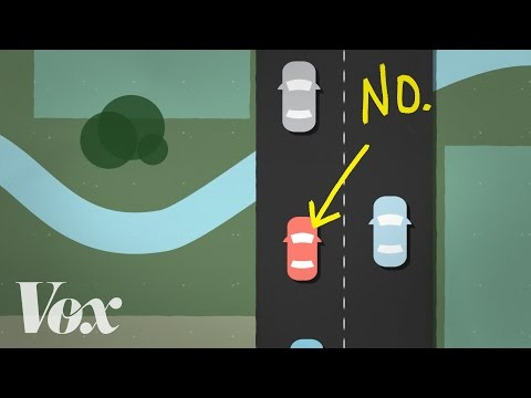 Thumbnail: Why you shouldn't drive slowly in the left lane