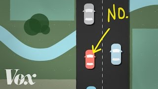 Why you shouldn't drive slowly in the left lane by : Vox