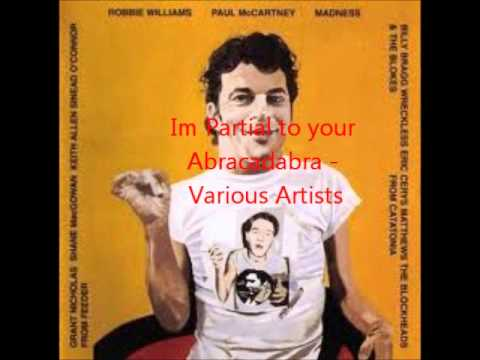 I m partial to your abracadabra various artists