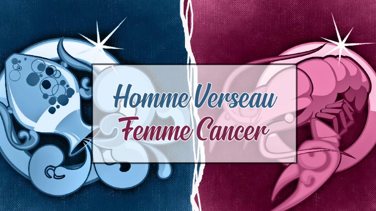 Compatibilité Verseau Taureau compatibilité amoureuse verseau et cancer