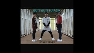 Suit Suit Karda | Hindi Medium | Irrfan Khan & Saba Qamar | Dance Choreography