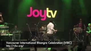Jay Status & DJ SANJ LIVE in Vancouver - Mukhada (encore) VIBC 2014