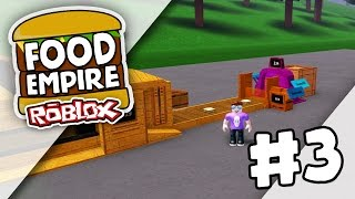 Food Empire #3 - PEANUT BUTTER JELLY SANDWICHES (Roblox Food Empire)
