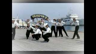 танец  Яблочко   на гармошке