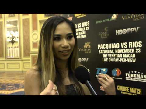 How will Jessica Sanchez sing Lupang Hinirang at #PacRios?