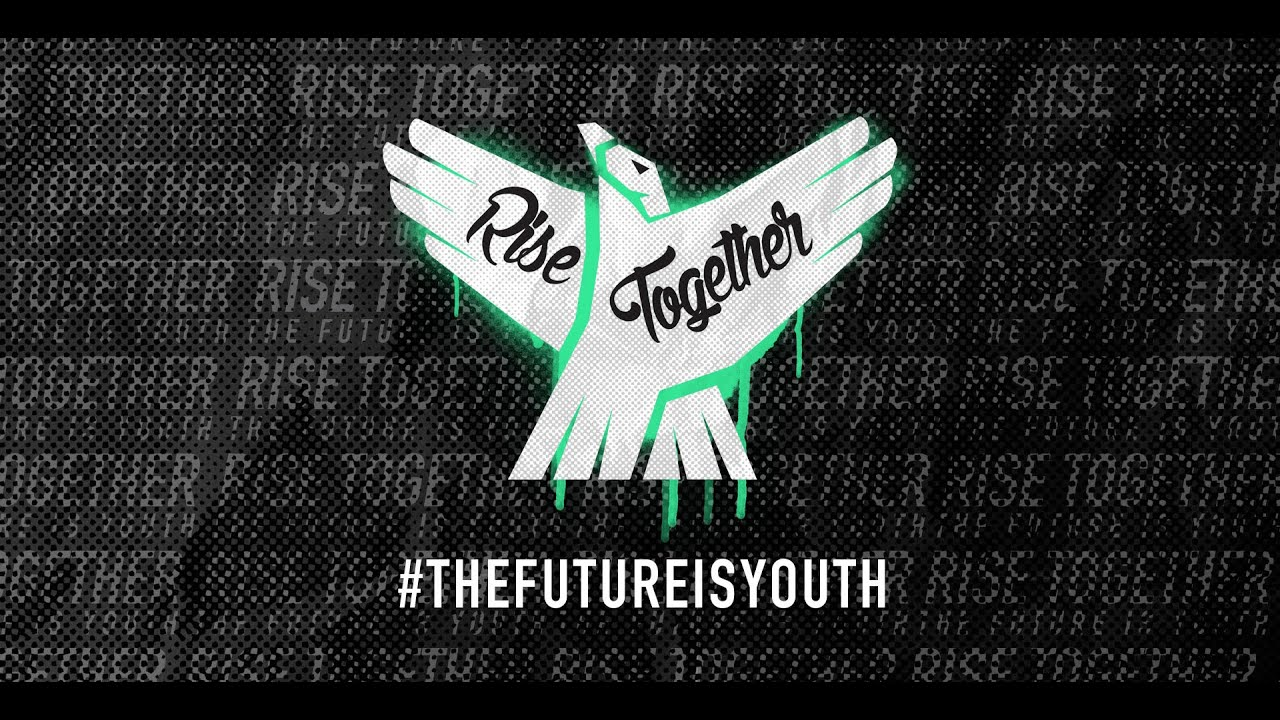 RISE TOGETHER: Our past, our future.