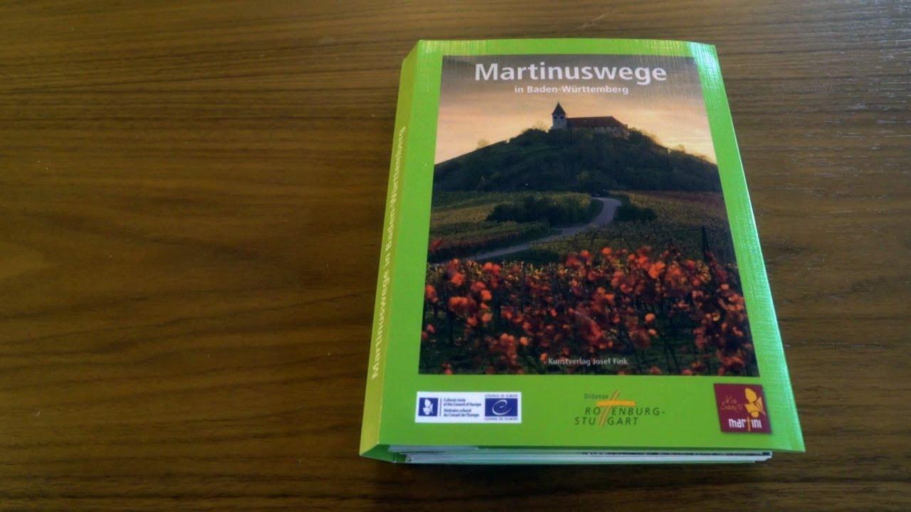 """""""Durchgeblättert"""": Martinuswege in Baden-Württemberg"""