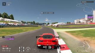 Gran Turismo Sport Closed Beta Gameplay Ferrari 458 Italia GT3