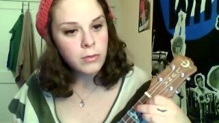 "Lynsey Moon - ""You Belong To Me"" (Patsy Cline ukulele cover)"