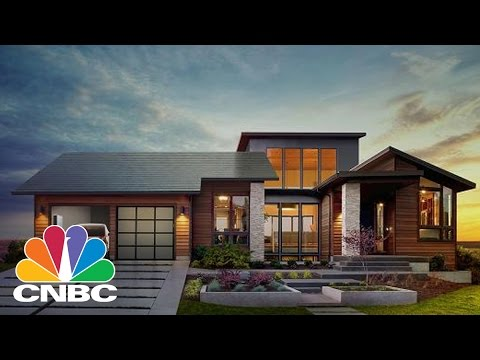 Tesla's New Solar Roof Available Next Year | Closing Bell | CNBC