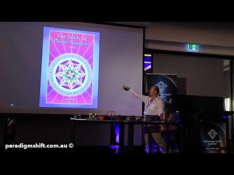 Jain – sacred geometry - the art of number. Decoding the divine matrix.