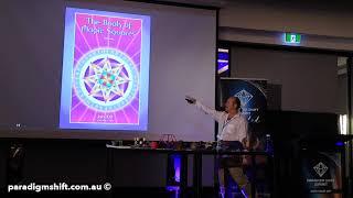 Jain - sacred geometry - the art of number. Decoding the divine matrix @ Paradigm Shift Summit