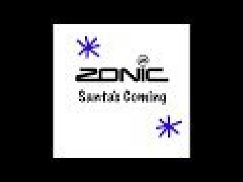 Zonic - Santa's Coming - Official Lyric Video