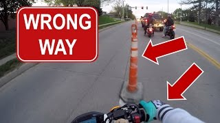 WHAT AM I DOING? | HONDA GROM KNEE DRAGS | KEITH JOINS HIS FAMILY