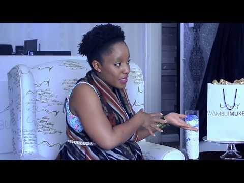Have passion for your business. Lessons from renowned Kenyan designer-Wambui Mukenyi