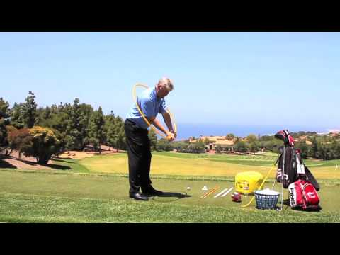 Golf Tips: The Ideal Swing Path: How to square the clubface at impact