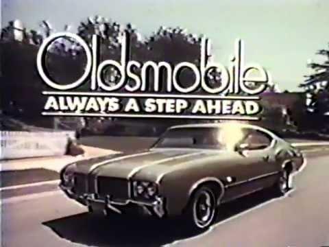 Oldsmobile Cutlass S 1971 TV commercial
