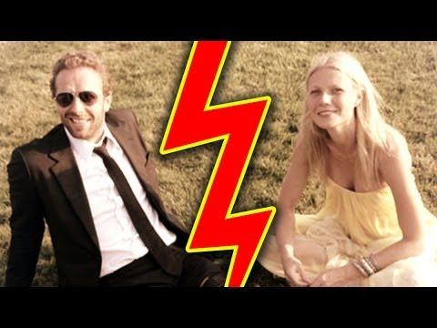 Gwyneth Paltrow & Chris Martin Split - Details