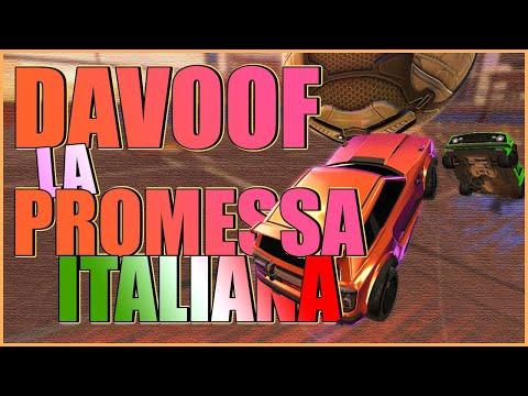 Intervista a DAVOOF: TOP 6 AL MONDO (1v1) - Rocket League ITA