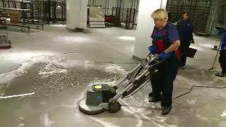 Обучение клинеров. Профессиональное оборудование для уборки помещений