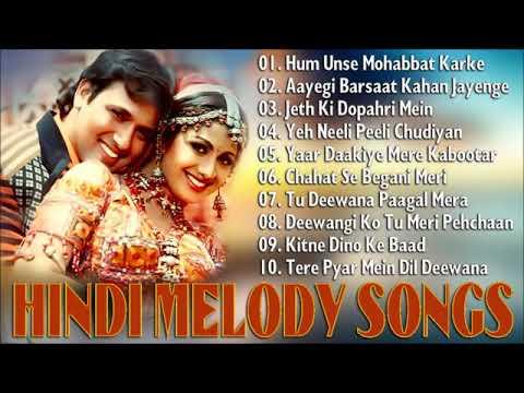 Hindi Melody Songs | Superhit Hindi Song | Kumar Sanu, Alka Yagnik \u0026 Udit Narayan | #musical_masti