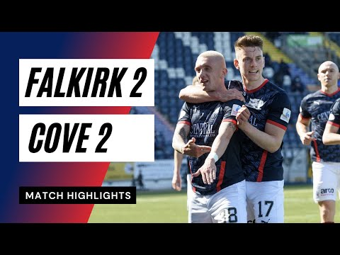 Falkirk Cove Rangers Goals And Highlights