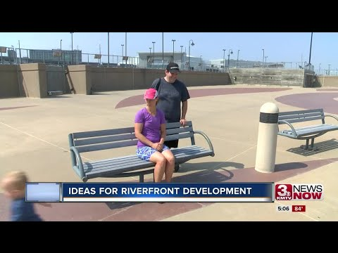 Riverfront development on the minds of Omaha-Council Bluffs officials 5pm