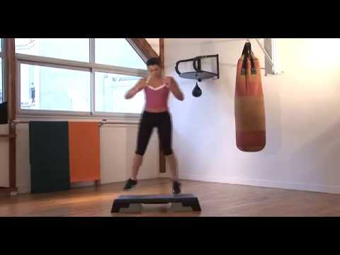 Body Tonic Step Workout fitness programm