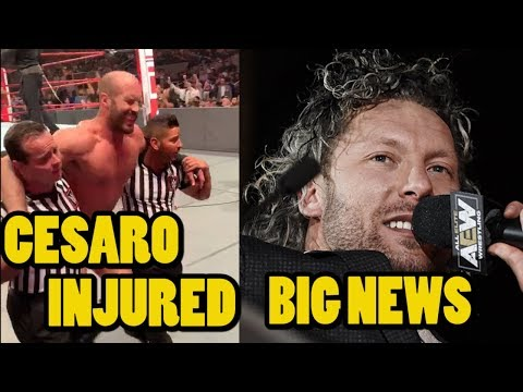 WWE RAW 6 /10 /19 Review & News   All Elite Wrestling (AEW ) FyterFest Details