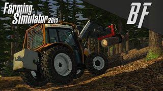 Farming Simulator 2013 | Vidéo détente sur la map The Alps avec En3rgie5