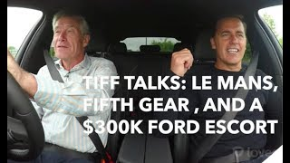 Tiff Talks: Return of Fifth Gear, Le Mans, Concept Cars and much more w/ Tiff Needell. #3