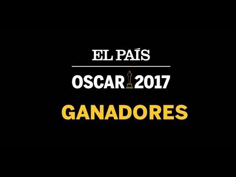 GANADORES OSCARS 2017    LALA LAND PENA MUNDIAL    MOONLIGHT GANADOR