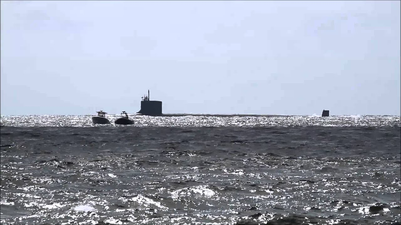 The Mysterious Fort Lauderdale Submarine!