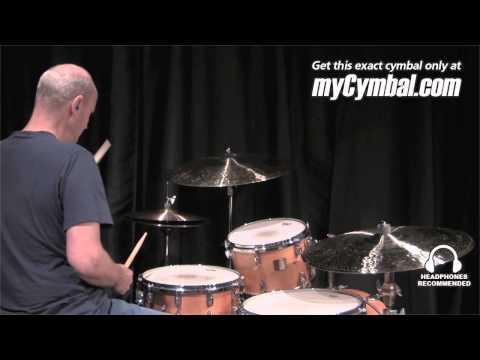 "Paiste 14"" Signature Trad. Medium Light Hi Hat Cymbals - Played by Jerome Deupree (4303714-1100611C)"