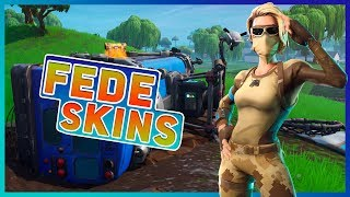 100 FEDE FORTNITE SKIN COMBOS! - Fortnite Battle Royale dansk