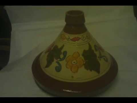 Tagine from Morocco - Moroccan Tajine Food