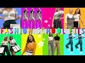 First Week Outfits at a Fashion School! | FIDM